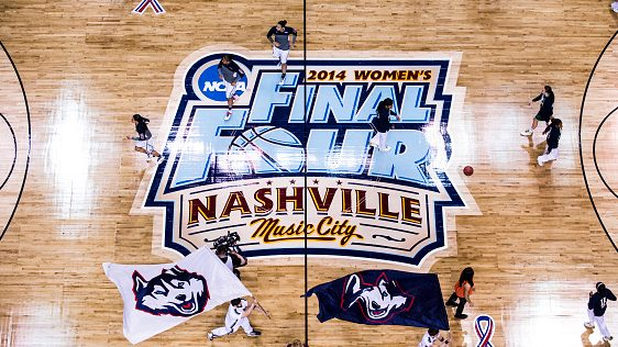 UConn won the 2014 Womens Final Four