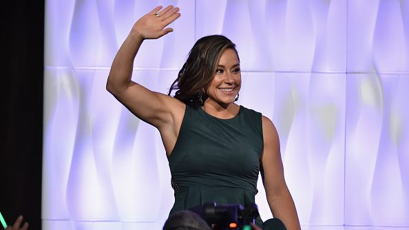 Alana Nichols, Womens Sports Foundation President