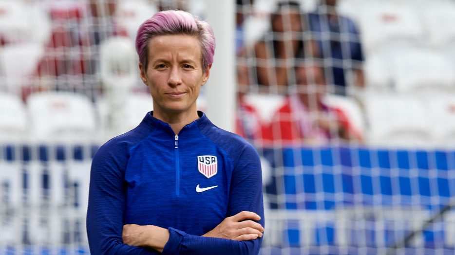 Megan Rapinoe is among a group of athletes and sports figures have signed on to a legal brief in support of trans girls and women in youth sports