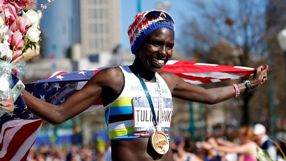 US Olympic Marathon Trials winner Aliphine Tuliamuk announced that she is pregnant and due in January. She is still aiming to compete at the Olympics.