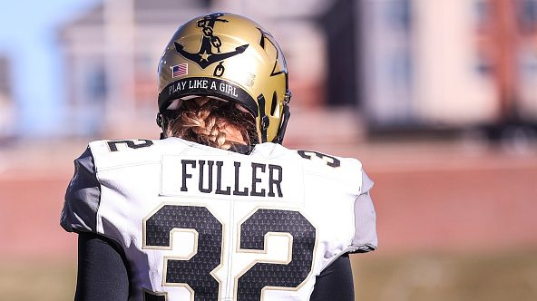 Sarah Fuller of Vanderbilt is the first woman to score in a Power Five football gameme