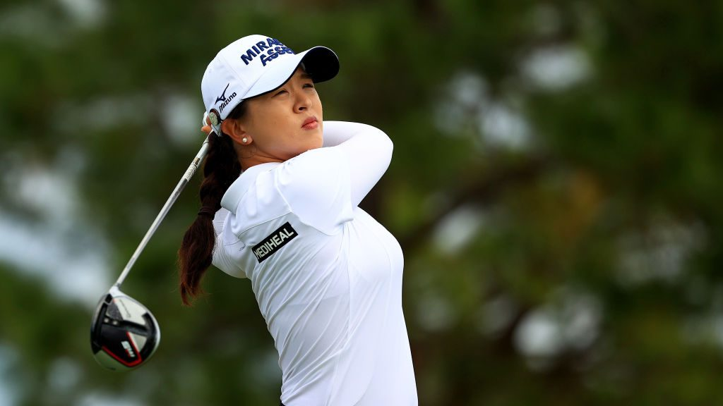 Paige Mackenzie picked South Koreas Sei Young Kim as her favorite for the 2020 U.S. Womens Open