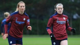 Sam Mewis and Rose Lavelle are expected to be back in action for Manchester City as the WSL season resumes