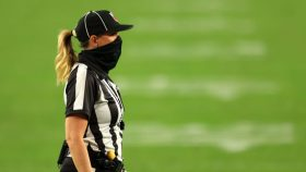 At the 2021 Super Bowl, three women will be making history: referee Sarah Thomas and Tampa Bay Buccaneers assistant coaches Maral Javadifar and Lori Locust