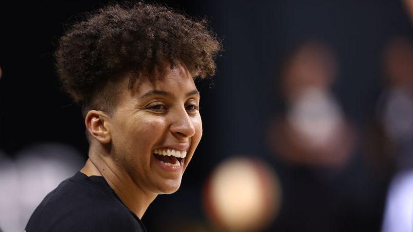 Layshia Clarendon discusses identifying as trans, having top surgery, and how cis-women need to lead the fight for trans inclusion in sports.