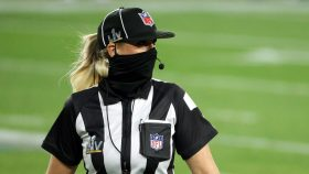 On Sunday, Sarah Thomas became the first woman to referee a Super Bowl, while two Buccaneers assistants became the first female coaches to win a Super Bowl.