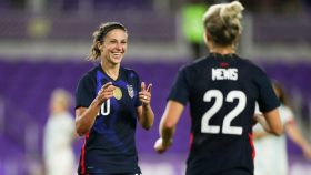 USWNT wins the 2021 SheBelieves Cup