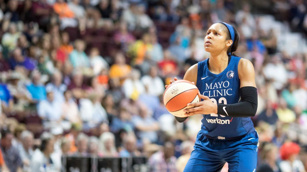Maya Moore is returning to the WNBA for the 2021 season
