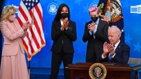 Megan Rapinoe and Midge Purce were invited to the White House to to discuss the USWNT's equal pay lawsuit and the gender wage gap in sports