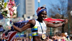 Aliphine Tuliamuk won U.S. Olympic Trials in 2020