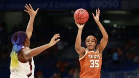 Charli Collier is expected to be the top WNBA draft pick