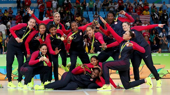 #70: In Tokyo, the U.S. women's basketball team will be aiming for a seventh straight Olympic gold medal, a streak that began in 1996.