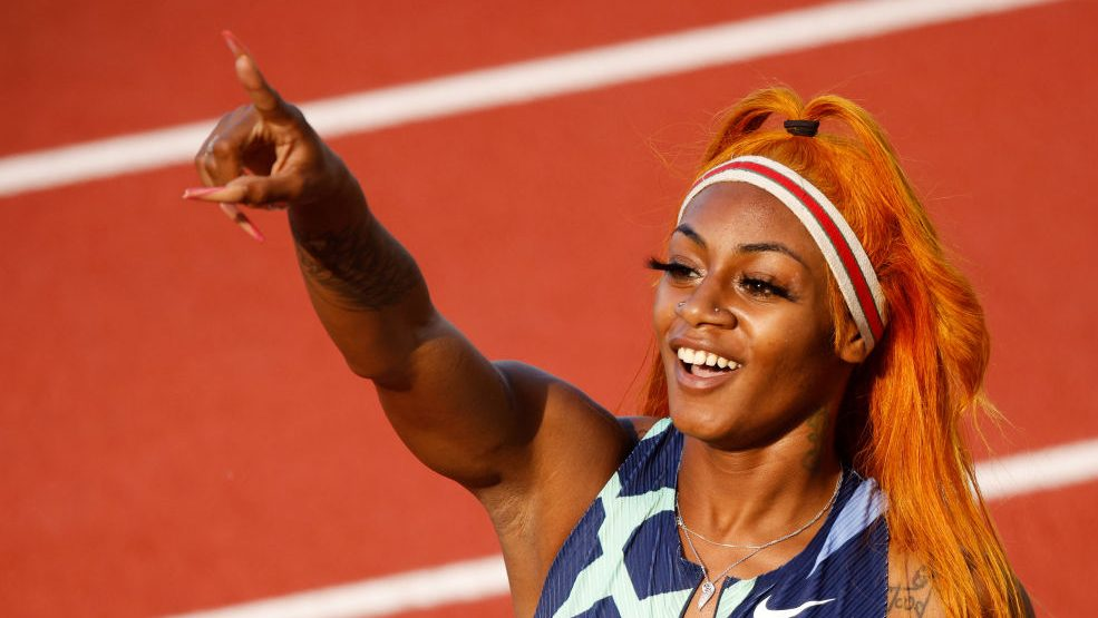 Sha'Carri Richardson is set to compete against all three Tokyo Olympic medalists in the women's 100m at the 2021 Prefontaine Classic