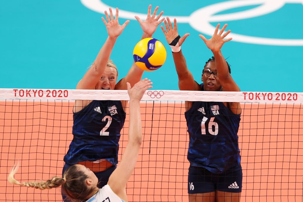 Volleyball - Olympics: Day 2