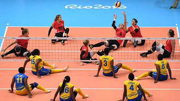 Sitting volleyball at the 2016 Rio Paralympics